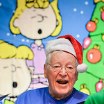 Justin Sheely | The Sheridan Press Sheridan Aires member John Trohkimoinen sings during the Magic of Christmas choir performance Thursday at the Sheridan Senior Center. Evening performance i ...