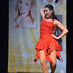 Justin Sheely | The Sheridan Press Miss South Central Jordyn Hall dances for the talent segment during the 2016 Miss Wyoming pageant Saturday night at the WYO Theater. Miss South Central Jor ...