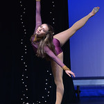 Justin Sheely | The Sheridan Press Miss Outstanding Teen 2015 Olivia Boley performs a dance during the 2016 Miss Wyoming pageant Saturday night at the WYO Theater. Miss South Central Jordyn  ...