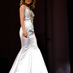 Justin Sheely | The Sheridan Press Miss Wind River Jaquelynn Dahlstedt twirls for the evening gown segment during the 2016 Miss Wyoming pageant Saturday night at the WYO Theater. Miss South  ...