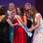 Justin Sheely | The Sheridan Press Sheridan's Taylor Greig wins the Miss Wyoming's Outstanding Teen 2018 title at the WYO Performing Arts and Education Center Saturday, June 23, 2018.