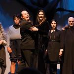 "Matthew Gaston | The Sheridan Press""The Addams Family"" debuts Saturday evening at the WYO Theater starring from left, Kelsey Sissons, Zach Allen, Scott Bateman, Gina Feliccia McDermott,  ..."