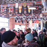 Matthew Gaston | The Sheridan PressSheridanites flocked to Black Tooth Brewing Company during the first annual Sheridan WYO Winter Rodeo Saturday, Feb. 23, 2019.