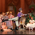 "Matthew Gaston | The Sheridan PressJared Osoria performs as the soldier doll in the San Diego Ballet's production of ""The Nutcracker"" at the WYO Performing Arts and Education Center We ..."