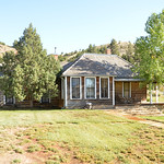 Ryan Patterson | The Sheridan PressA home sits at the OW Ranch near Decker, Montana, Monday, Sept. 17, 2018. The ranch, measuring about 50,000 acres, is on the market with an asking price o ...
