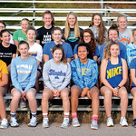 Bud Denega | The Sheridan Press The Sheridan High School girls swimming and diving team includes, front row, from left, Mariah Buchmun, Isabel Cleland, Camdyn Cook, Johnnie Zukowski, Claire  ...
