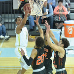 Bud Denega | The Sheridan Press Sheridan College's Josh Bagley rises for a shot during the Generals' game against Central Wyoming College at the Bruce Hoffman Golden Dome Saturday, Feb.  ...