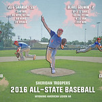 All-State Baseball Stats